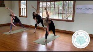 week 6 Yoga with Hania